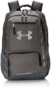 Under Armour Storm Hustle II Backpack Graphite (040)Silver One Size