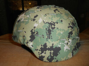 Advanced Combat Helmet (ACH) MEDIUMH-Harnesscover & padsNSN:8470-01-506-6369