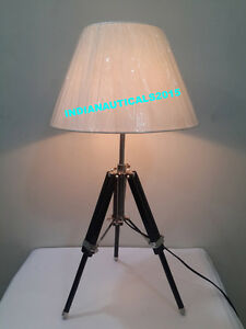Best Designer Nautical Marine Table Tripod Stand Lamp Home Decor