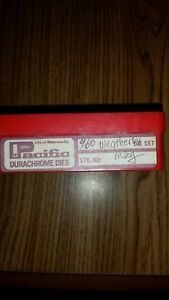 Pacific Reloading Dies .460 Weatherby Set Complete Reload Rifle Save $$
