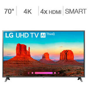 LG 70' Class (69.5' Diag.) 4K Ultra HD LED LCD TV