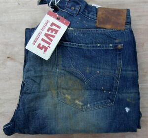 Levi's Stumpy 501 Jeans Selvedge Denim Levis Vintage Clothing Made In USA #122