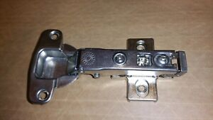 Ferrari Stainless Steel Clip on hinges with Plates