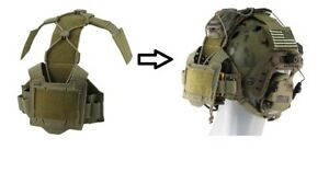 Agilite Special BRIDGE Tactical Army Helmet Cover Accesory Platform Fits ALL