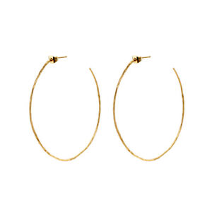Gorjana Harbour Gold Hoop Earrings 176001G