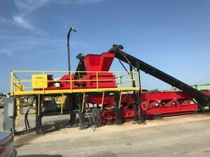 Raptor Shear Shredder System