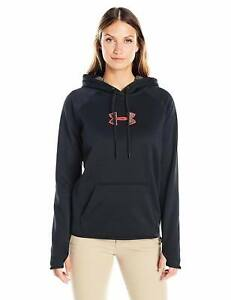 Under Armour Women's Icon Caliber Hoodie - Choose SZColor