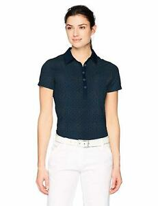 Under Armour Women's Zinger Printed Short Sleeve Polo - Choose SZColor