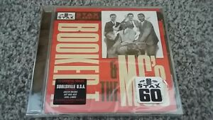 Booker T. & The MG's Stax Classics CD - New & Sealed