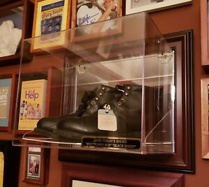 Chris Farley's signature boot shoes. (not with signed  autograph) LOA included!