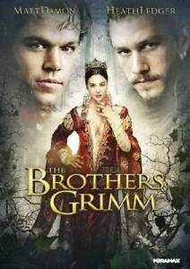 The Brothers Grimm DVD VERY GOOD $3.75
