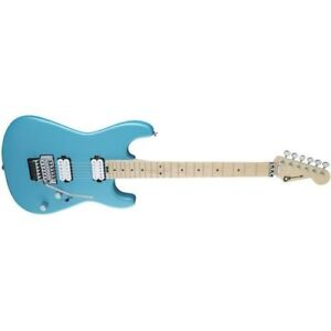 CHARVELPro-Mod Series SAN DIMAS STYLE1 HH FR Matte Blue Frost Free Shipping