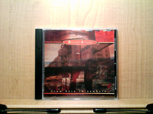 From Here To Nowhere by Borneo Express (CD)