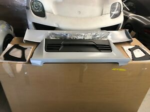 Factory OEM Porsche 991 GT3 RS trunk and wing spoiler