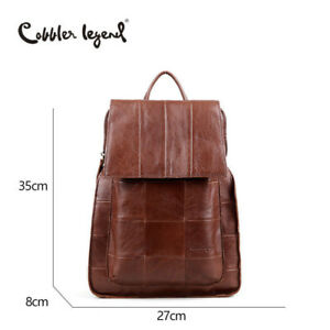 leather backpack for women Vintage leather backpack for women
