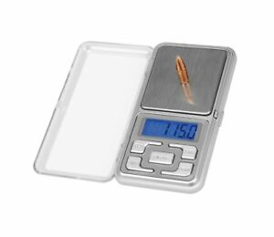 Frankford Arsenal DS-750 Digital Reloading Scale with LCD Display for R