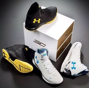 NEW Men's Under Armour Curry 1
