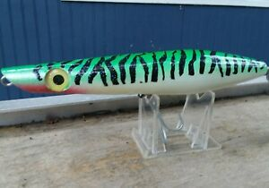 striper lures3 oz Striper-Maine-Iac Mackrel Pencil PopperTopwater Lures