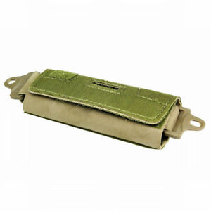 Helmet Pouch Fast Ops Core Style Rear Counterweight Accessory Square Brick Block