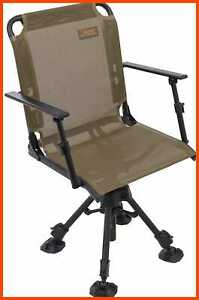 ALPS Outdoorz Stealth Hunter Deluxe Blind Chair BROWN Unisex Adult