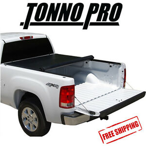 Tonno Pro Lo-Roll Soft Tonneau Cover Fits 1999-2007 Ford F250 F350 SD 8' Bed