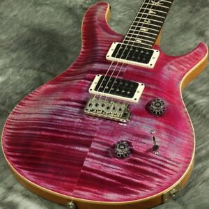 Paul Reed Smith (PRS)  2018 Custom 24 Normal Top Violet Pattern Thin Neck