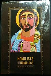 Homilists for the Homeless The Complete Collection Clear Faith Publ 3 Book Set