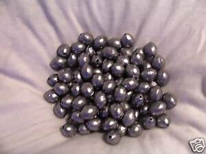100-1oz 100-1 12oz 100-2oz FOR TOTAL OF 300 LEAD EGG SINKERS