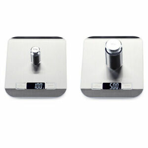 5KG Kitchen Scale Electronic Food Weighing Scale Digital Measuring Gram Accurate $6.05