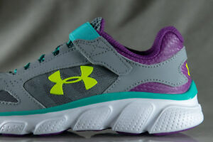 UNDER ARMOUR GPS ASSERT V sneakers for boys NEW US size (Youth) 1
