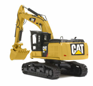 CAT 150 Construction Vehicle Car TR40003 Diecast Alloy ABS Model Toy Collection