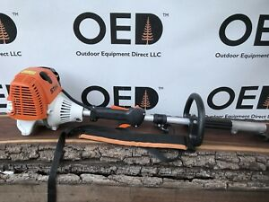 Stihl KM110R - NICE - Attachment Capable Trimmer - Commercial Unit - SHIPS FAST!