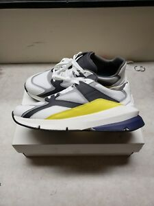 under armour forge 96 white yellow blue & 3m size 11 mens