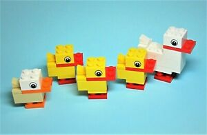 NEW LEGO Duck with Ducklings Set 40030 Holiday Easter Animal Parts CUTE READ $9.95