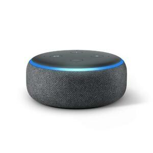 Amazon Echo Dot (3rd Gen) Smart Speaker - Charcoal Brand NEW Sealed