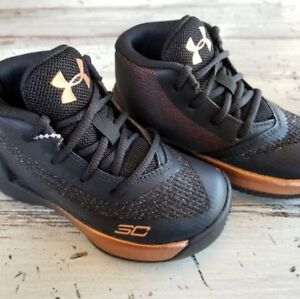 *New in Box* Under Armour Curry 3 Toddler 5K Basketball Shoes 1303610-001
