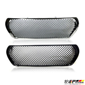 Car Front Bumper Upper Radiator Grille Grill fit for 08-11 Land Cruiser FJ200