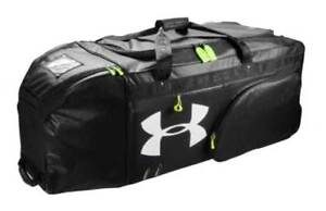 Under Armour Football Extra Large Duffel Bag with Helmet Pocket UASB-XL