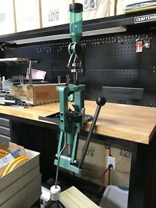RCBS Pro 2000 Progressive Press Auto Index w Dies & other Accessories Package
