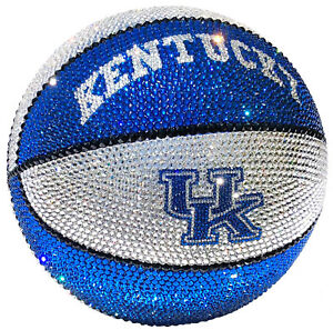NEW NCAA Basketball Made with Swarovski® Crystals + Case - ANY TEAM! OBO