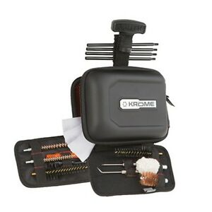 Allen Cases 70972 Krome Compact Cleaning Kit for 223.3012 Gauge Firearms