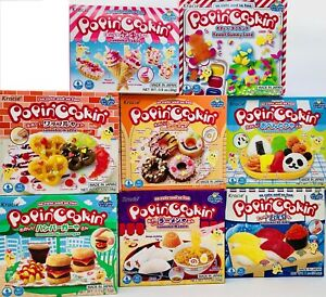 Popin Cookin DIY Gummy Candy Making Kit Various Selections and Set US Seller