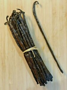 Madagascar Gourmet Vanilla Beans Grade A/B - Great for Extraction