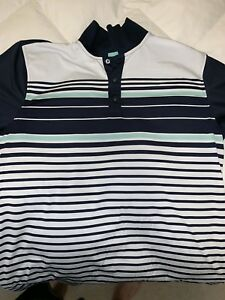 Lot Of 12 Assorted Golf Polos (Greg Norman Izod Puma and Under Armour) Size L