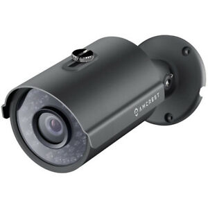 Durable Standalone Bullet Camera Weatherproof Home Security Monitoring System