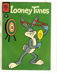 Looney Tunes & Merrie Melodies # 234 FN Dell Golden Age Comic Book Bugs Bun JL15