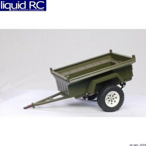 Cross RC 90100001 T001 Small Trailer Kit requires paint and assembly