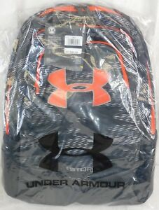 Under Armour Boys UA Storm Scrimmage Water Resistant Backpack 1277422 Brand New
