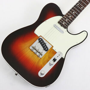 Fender Made in Japan 2018 Limited Collection 60s Custom Telecaster Lacquer 3CS
