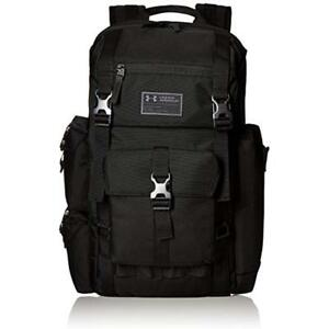 Under Armour CORDURA Regiment Backpack Black (001)Charcoal One Size Sports